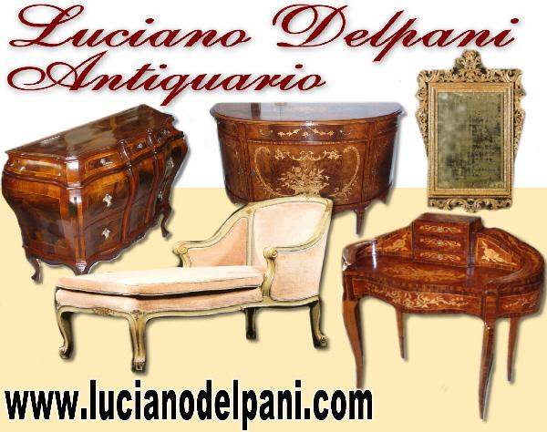 Epoca mobili napoli titolo diapositiva with epoca mobili for Cassapanca napoli